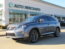 Lexus RX 350 F SPORT AWD NAV, SUNROOF, BLIND SPOT, BACKUP CAM, HTD/COOLED STS, BLUETOOTH, LEATHER, PARK AID, AUX 2015