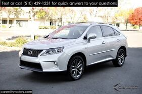 2015_Lexus_RX 350 F-SPORT CPO to 100,000 Miles/RED INTERIOR_AWD and LOADED!!! One Owner only 16K MILES!!!_ Fremont CA