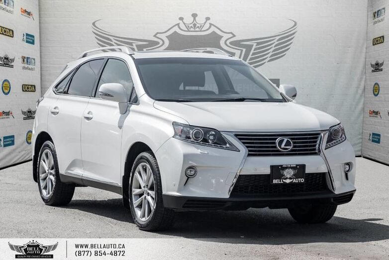 2015 Lexus RX 350 F Sport, AWD, NO ACCIDENT, NAVI, BACK-UP CAM, SUNROOF, BLIND SPOT Toronto ON
