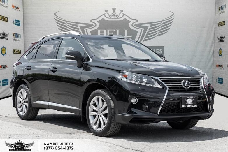 2015 Lexus RX 350 F Sport, NAVI, BACK-UP CAM, SUNROOF, SENSORS Toronto ON
