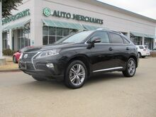 2015_Lexus_RX 350_FWD 3.5L 6 CYLINDER, AUTOMATIC, LEATHER SEATS, NAVIGATION SYSTEM, SATELLITE RADIO, REAR PARKING AID_ Plano TX