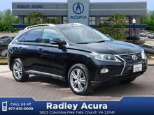 2015_Lexus_RX_350_ Falls Church VA
