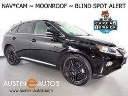 2015_Lexus_RX 350_*NAVIGATION, BLIND SPOT ALERT, BACKUP-CAMERA, LEATHER, CLIMATE SEATS, MOONROOF, XENONs, BLUETOOTH PHONE & AUDIO_ Round Rock TX