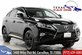 2015_Lexus_RX 350_PREMIUM PACKAGE BLIND SPOT MONITORING INTUITIVE PARKING ASSIST SUNROOF LEATHER_ Carrollton TX