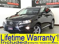 Lexus RX 350 PREMIUM PKG BLIND SPOT MONITOR LANE CHANGE ASSIST SUNROOF LEATHER 2015