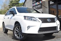 Lexus RX 350 RARE Crafted Line F Sport/AWD/Navigation Package w/ Backup Camera/Premium Package w/ Blind Spot Monitors/Intuitive Park Assist/Comfort Package w/ Heated & Ventilated Front Seats/F Sport Steering Wheel 2015