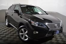 2015_Lexus_RX_350_ Seattle WA