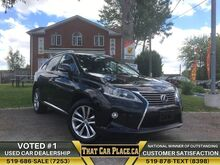2015_Lexus_RX 350_Sportdesign|$110Wk|Backup|NAVI|Htd&ACSeats|PowerTelescopicwheel_ London ON