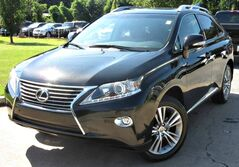 Lexus RX 350 w/ NAVIGATION & LEATHER SEATS 2015