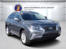 2015_Lexus_RX_350_ Fort Wayne IN