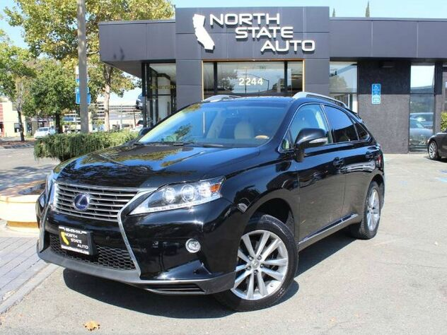 2015_Lexus_RX 450h__ Walnut Creek CA