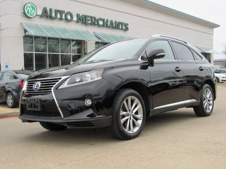 2015 Lexus RX 450h AWD ***Comfort Package, Navigation System, Premium Package w/Blind Spot Monitor System**** Plano TX
