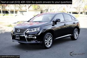 2015_Lexus_RX 450h Sport Loaded with only 17K Miles_Navigation/Premium/Comfort Pkg w CPO to 100k Miles_ Fremont CA