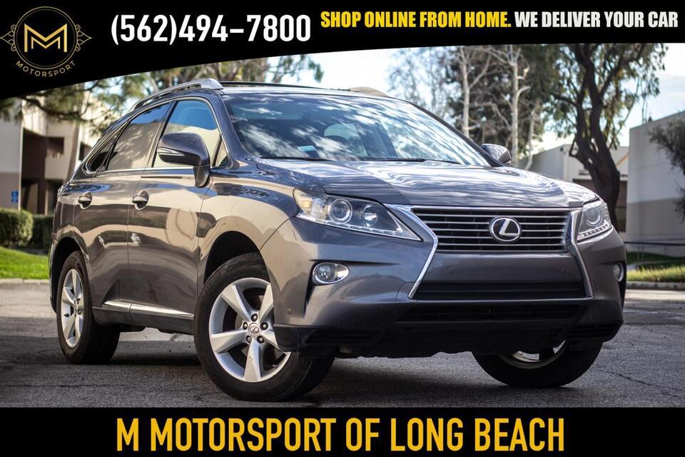 2015_Lexus_RX_RX 350 Sport Utility 4D_ Long Beach CA