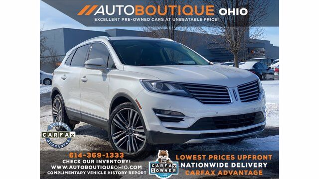2015 Lincoln MKC Columbus OH