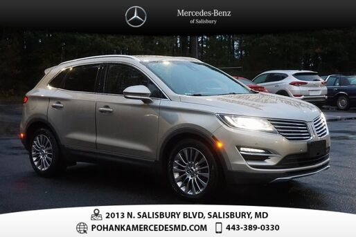 2015_Lincoln_MKC__ Salisbury MD