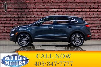 2015_Lincoln_MKC_AWD Luxury Edition Leather Roof Nav_ Red Deer AB