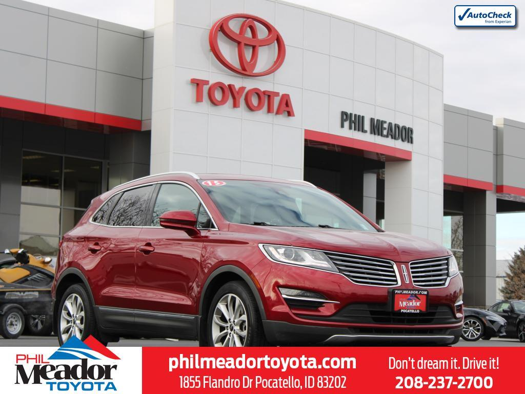 2015 Lincoln MKC Base Pocatello ID