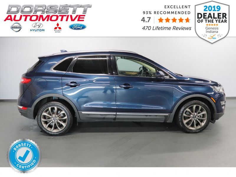 2015 Lincoln MKC Base Terre Haute IN