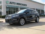2015 Lincoln MKC FWD NAV, PANORAMIC, HTD SEATS, BLUETOOTH, BACKUP CAM, PUSH BUTTON, SAT RADIO, PARK AID