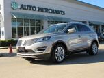 2015 Lincoln MKC PANO SUNROOF, LEATHER, NAVIGATION, REMOTE START, BACK-UP CAMERA
