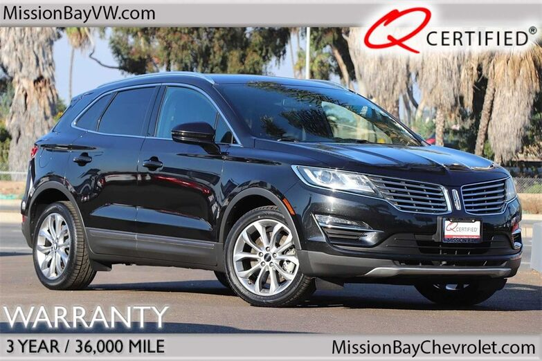 2015 Lincoln MKC Reserve San Diego CA