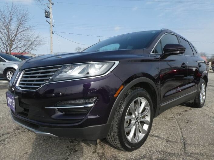2015 Lincoln MKC SELECT - LEATHER - HEATED SEATS - REMOTE START - NAVIGATION Essex ON