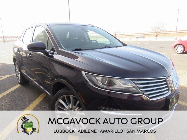 2015 Lincoln MKC Select Lubbock TX