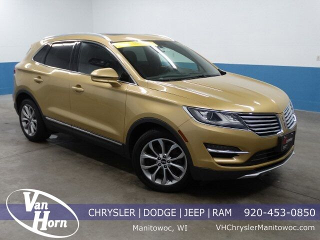2015 Lincoln MKC Select Plymouth WI