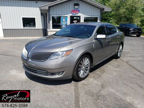 2015 Lincoln MKS  Middlebury IN