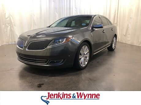2015 Lincoln MKS 4dr Sdn 3.5L AWD EcoBoost Clarksville TN