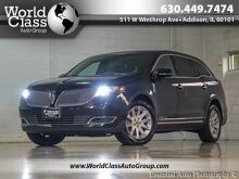 2015_Lincoln_MKT_NAVI BACKUP CAMERA LEATHER PANORAMIC SUNROOF XENONS ONE OWNER_ Chicago IL