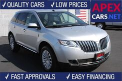 2015_Lincoln_MKX__ Fremont CA