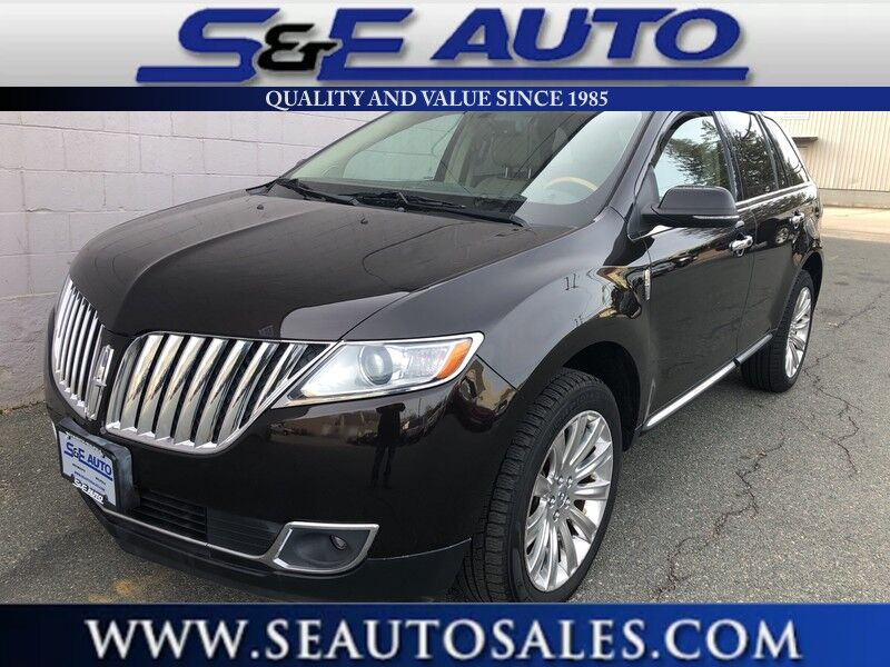 2015 Lincoln MKX  Weymouth MA