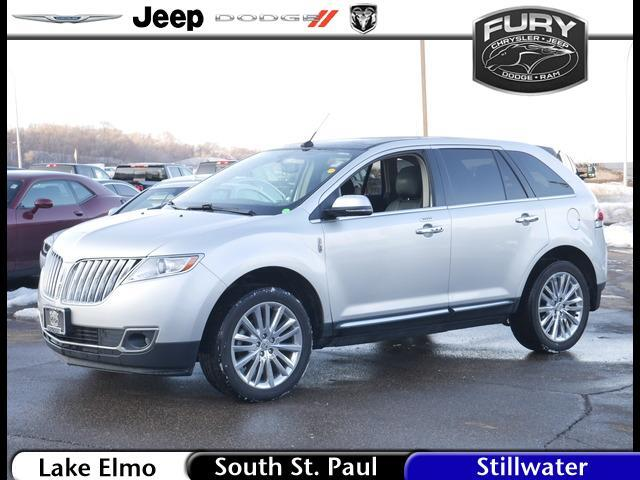 2015 Lincoln MKX AWD 4dr St. Paul MN