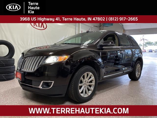 2015 Lincoln MKX AWD 4dr Terre Haute IN