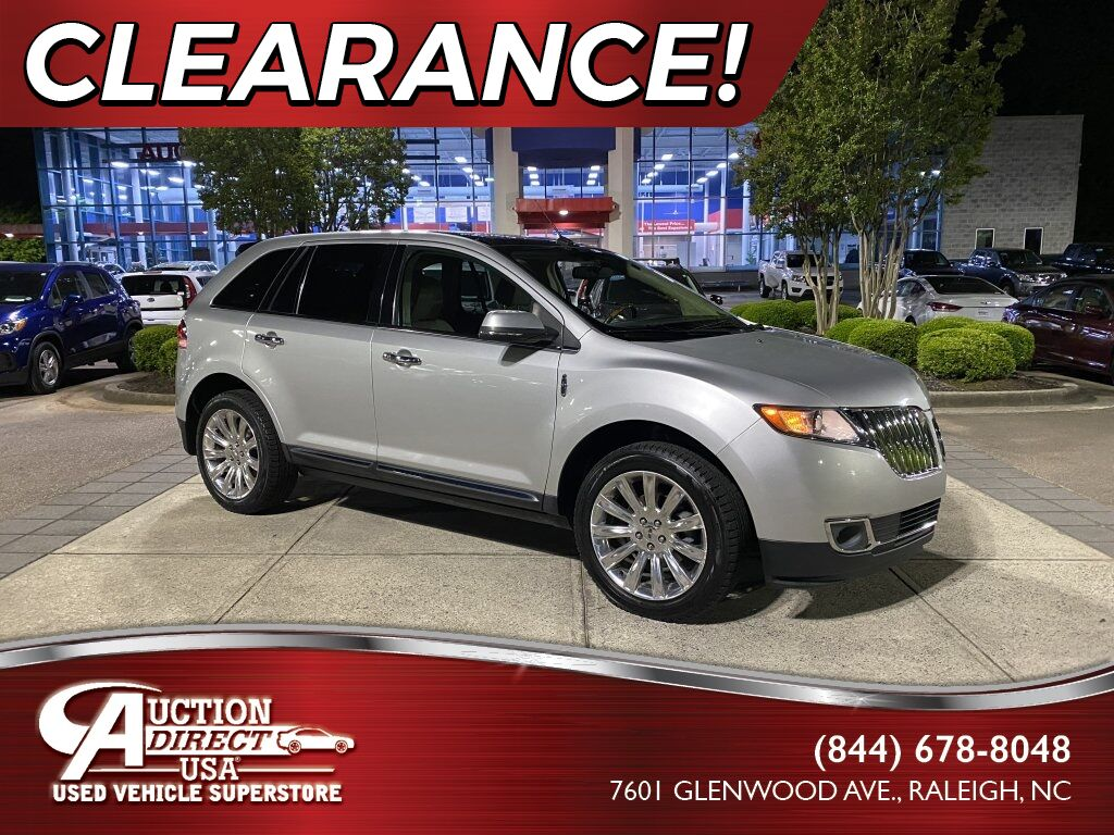 2015 Lincoln MKX Base Raleigh NC