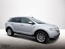 2015_Lincoln_MKX_FWD_ Belleview FL