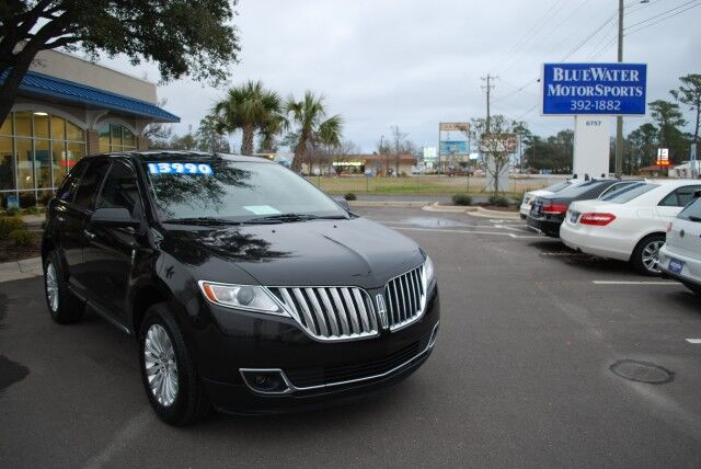 2015 Lincoln MKX FWD Wilmington NC