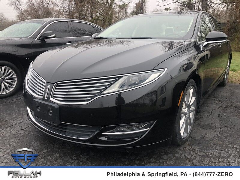 2015 Lincoln MKZ Philadelphia PA
