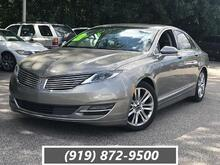 2015_Lincoln_MKZ_4dr Sdn FWD_ Cary NC