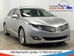 2015_Lincoln_MKZ_AWD BLIND SPOT ASSIST ACTIVE PARK ASSIST NAVIGATION SUNROOF LEATHER_ Carrollton TX
