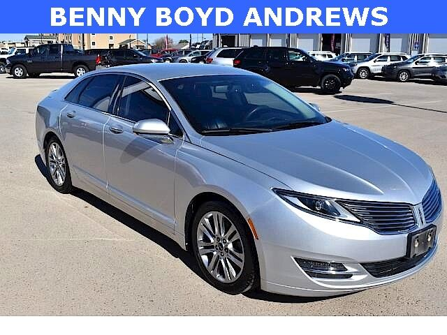 2015 Lincoln MKZ Base Andrews TX