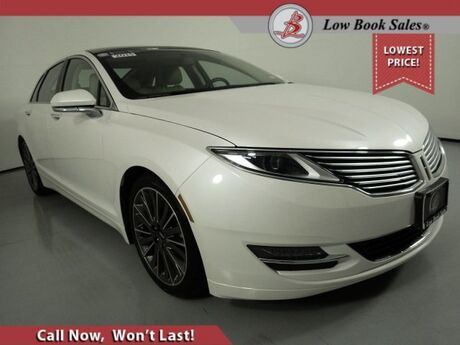 2015 Lincoln MKZ Hybrid Salt Lake City UT