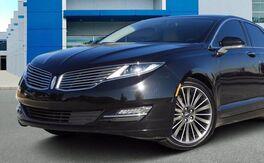2015_Lincoln_MKZ Hybrid_Sedan_ Austin TX