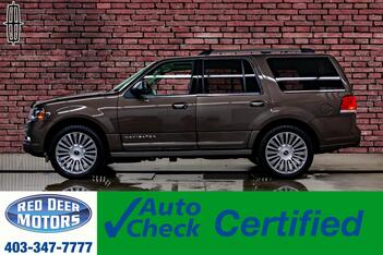 2015_Lincoln_Navigator_AWD Ultimate Leather Roof Nav BCam_ Red Deer AB