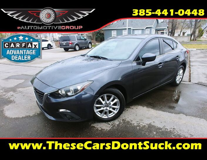 2015 MAZDA 3 TOURING Sandy UT