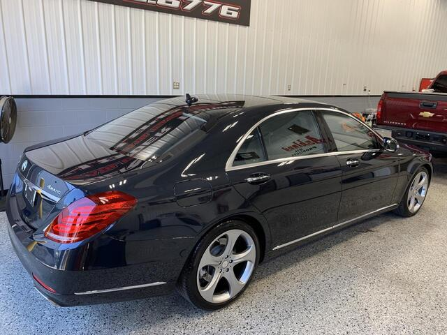 2015 MERCEDES BENZ S 550 4MATIC Bridgeport WV