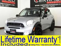 MINI Cooper COUNTRYMAN S LEATHER BUCKET SEATS BLUETOOTH KEYLESS START POWER LOCKS 2015
