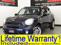 MINI Cooper COUNTRYMAN S PANORAMA LEATHER SEATS BLUETOOTH PADDLE SHIFTERS POWER LOCKS 2015